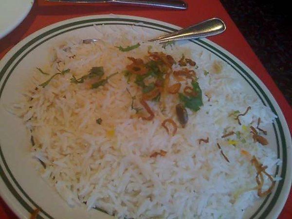Indian Pulao Rice