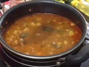 Indian Food -Chana-Masala