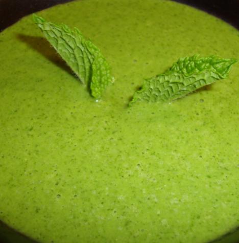 Mint(Pudina) Chutney-Indian Food